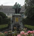 Image for Fountain of the Counts of Egmont and Hornes - Brussels, Belgium