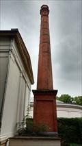 Image for Schornstein des Krematoriums - Gotha, TH, Deutschland