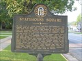 Image for Statehouse Square - Baldwin County - GHM 005-19
