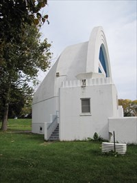 Band Shell from Right Side, Dayton, OH