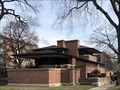 Image for The 20th-Century Architecture of Frank Lloyd Wright - Robie House, Chicago, IL