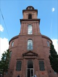 Image for Bell Tower of St. Paul's Church, Frankfurt am Main - Hessen / Germany