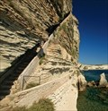 Image for L'Escalier du Roi d'Aragon - Bonifacio, Corsica