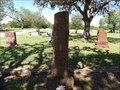 Image for Harrison Blanton Taylor - Hondo Cemetery - Hondo, TX