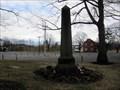 Image for Donegal Church War Memorial - Mt. Joy, PA
