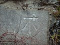 Image for Cut Bench Mark St Nicolas Church Great Bookham