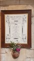 Image for Combined WWI and WWII Roll of Honour -Doddington Parish Church, Doddington