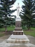 Image for Nanton Cenotaph - Nanton, Alberta