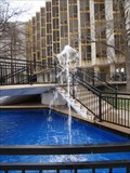 Image for Courtyard Fountain - Oral Roberts University - Tulsa, OK