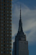 Image for New York: A Guide to the Empire State, Empire State Building, NY