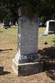 Image for David C. Hatch - East Mount Cemetery - Greenville, TX