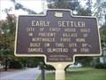 Image for Early Settler