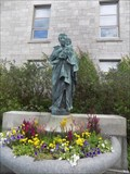 Image for Christ and St. Joseph  -  Montreal, Quebec, Canada