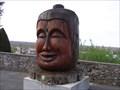 Image for La tete de Bouddha - Montjean sur Loire,Fr