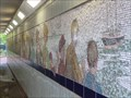 Image for Newport Past - Mural - Newport, Gwent, Wales.