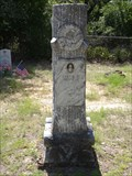 Image for James E. Morris - Morris Cemetery - Van Zandt County, TX