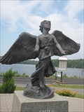Image for Adirondack Angel of Hope - Saranac Lake, New York