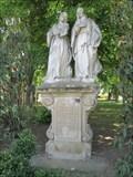 Image for Sousoší sv. Josefa a Marie - Zidlochovice, Czech Republic