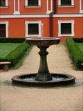 Image for Chateau Fountain - Ostrov, Czech Republic
