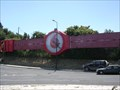 Image for Giant Wrist Watch, Lisbon, Portugal