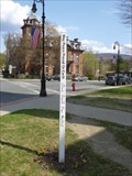 Image for First Congregational Church Peace Pole - North Adams, MA