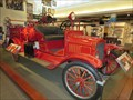 Image for Tempe's First Fire Truck - Tempe, Arizona