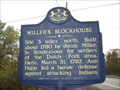 Image for MILLER'S BLOCKHOUSE