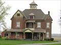 Image for Thomas J. and Caroline McClure House - McClure, Illinois