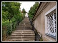 Image for Stairs to the Corpus Christi Church - Trebechovice, Czech Republic
