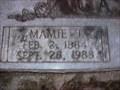 Image for 104 - Mamie J. Cato - Jones, OK