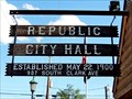 Image for Town Hall - Republic, WA