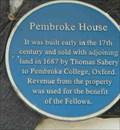 Image for Pembroke House, Tenbury Wells, Worcestershire, England