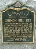Image for FIRST - Grist Mill in Utah