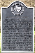 Image for Jonesboro Methodist Church