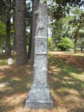 Image for W.H. Hammack - High Springs Cemetery - High Springs, FL
