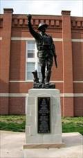 Image for Wentworth Military Academy World War I Memorial - Lexington, Missouri