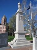 Image for Rice County Civil War Memorial - Lyons, Kansas
