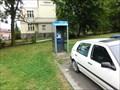 Image for Payphone / Telefonni automat - Manesova,  Domazlice, Czech Republic