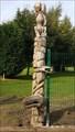 Image for Dino Totems - N1GOLF Centre Riverside - Nottingham, Nottinghamshire