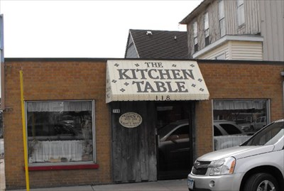 The Kitchen Table Marshfield Wi Independent Breakfast Spots On