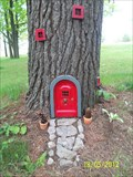 Image for Red Fairy Door, Elmhurst resort, Keene, Ontario