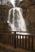 Image for Tiefenbach-Wasserfall - Altenberg, Lk. Sächs. Schweiz-Osterzgebirge, Sachsen, D