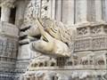 Image for Jagdish Temple Gargoyle  - Udaipur, Rajasthan, India