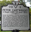Image for Peter Cartwright