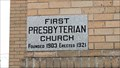 Image for 1921 - First Presbyterian Church of Whitefish - Whitefish, MT