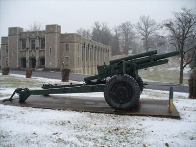 M2 105mm Howitzer - Ft Defiance, VA