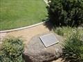 Image for Linden Peters Fire District 9/11 Rock Memorial  - Linden, CA