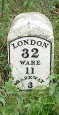 Image for Milestone - B3168, Cambridge Road, Barley, Hertfordshire, UK..