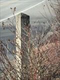 Image for State Border NY/PA Marker - Wellsburg, NY