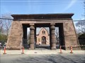 Image for Grove Street Cemetery Gateway - New Haven, CT